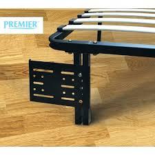 brackets for headboard ergo headboard brackets by temper bed the