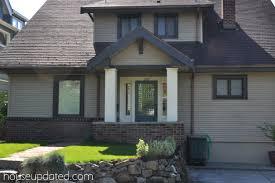 brick house paint colors
