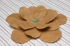 burlap flowers diy burlap flower tutorial spaceships and laser beams