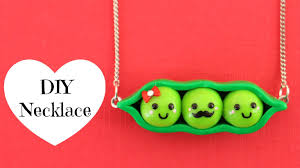 3 peas in a pod jewelry diy peas in a pod necklace