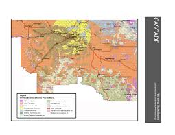 Montana County Map by Cascade County Maps Opportunity Link