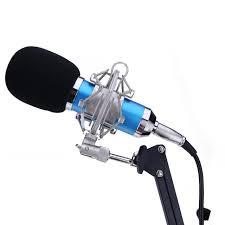 Microphone Bureau - filaire capacitif microphone bureau mount holder coupe vent