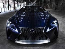 lexus lc tv ad lexus debuts blue sports lf lc concept business insider
