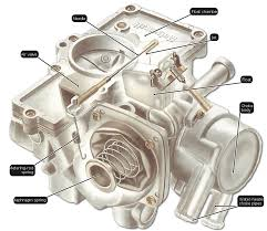 checking a ford vv carburettor how a car works