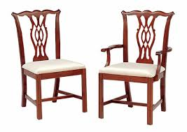 cherry queen anne chairs furniture made in usa queen anne cherry
