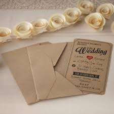 Wedding Invitations Rustic Rustic Wedding Invitations Confetti Co Uk