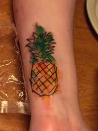 carlos at primal instinct anchorage pineapple tattoos