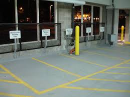 garage standard car parking space dimensions parking spot