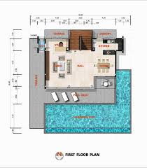 luxury house plans with pools pool floor plans homes floor plans