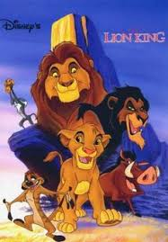 simba u0026 nala lion king 1994 believed love