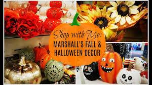 shop with me marshall u0027s fall u0026 halloween decor summer