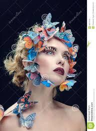 Halloween Makeup Butterfly by Butterfly Makeup Peeinn Com