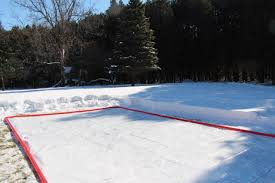 rinkmaster skating rink kit 15 u0027 x 20 u0027 amazon ca sports u0026 outdoors