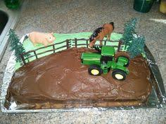 tractor cake and cupcakes tractor cake and birthdays