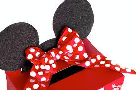 mickey minnie mouse valentine card box free printable