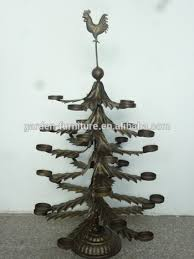 stunning decoration metal tree ornament display antique
