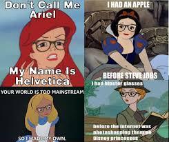 Snow White Meme - snow white rather rad