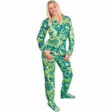 s footed pajamas pajama city