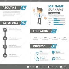 Job Resume Business by Smart Creative Resume Business Profile Cv Vitae Template Layout