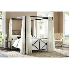 canopy for bedroom dhp rosedale metal canopy bed frame queen size multiple colors