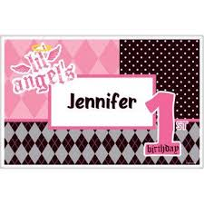 Personalized Party Decorations 159 Best 1st Birthday Party Favors Images On Pinterest Birthday