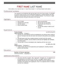 Resume Examples Summary by 25 Best Professional Resume Samples Ideas On Pinterest