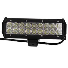 Led Light Bar For Boats by 9 Inch Led Work Light Bar 54w Combo Beam Off Road Truck Boat Jeep