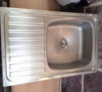 New Unused Nirali No Stainless Steel Kitchen Sink Hyderabad - Nirali kitchen sinks