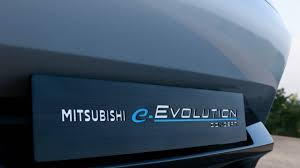 mitsubishi evolution concept mitsubishi e evolution concept signals the evo u0027s transformation