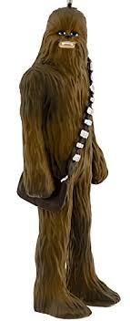 hallmark wars chewbacca ornament 2016 toys