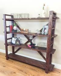 Simple Wooden Bookshelf Plans by Diy Rustic Pallet Bookshelf Rustic Bookshelf Crates And Pallets