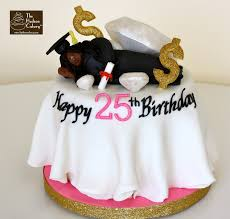 graduation cake toppers rich future birthday graduation cake topper the hudson cakery