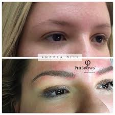 Permanent Makeup Eyebrows Hair Stroke Microblading In Grand Rapids Eliminates Your Eyebrow Concerns