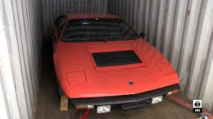 lamborghini urraco delivery of a very rare 1976 lamborghini urraco p200 on vimeo
