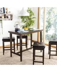 red pub table and chairs here s a great price on red barrel studio vandermark 5 piece pub