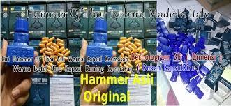 distributor toko jual obat hammer of thor asli di bandung toko