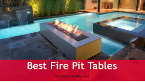 best fire pit table 10 best fire pit tables of 2018 review best fire pit tables