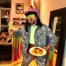 Randy Savage Halloween Costume Nacho Man Randy Savage Picture Ebaum U0027s