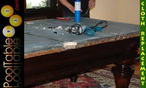 Pool Table Felt Repair Home Decorating Ideas