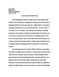 A Clean Well Lighted Place Analysis Analysis Essay On A Clean Well Lighted Place