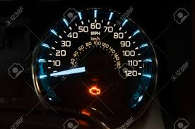 places that do free check engine light check engine light on on a speed gauge of a modern vehicle stock