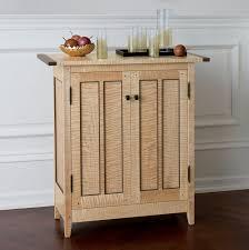 tiger maple wood kitchen cabinets tiger maple side cabinet by tom dumke wood cabinet artful home