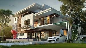 Ultra Modern Home Designs Home Designs Architectural Rendering - Home design architectural