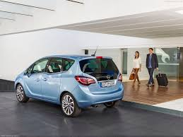 opel meriva 2014 new opel crossland x stylish for the city with suv coolness