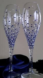 beautiful wine glasses beautiful decorative wine glasses ideas home decor gallery image