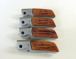 Engraved Groomsmen Gifts Personalized Groomsmen Gift Engraved Hunting By Engravingpro On