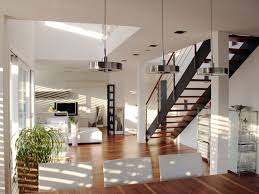 Offenes Wohnzimmer Modern Offene Treppe Wohnzimmer Kundel Club