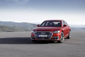 luxury family car the new audi a8 luxury sedan is a high tech beast that can drive
