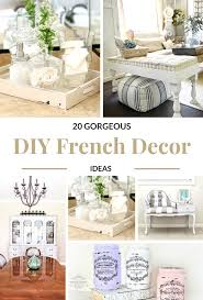 French Country Furniture Decor French Country Decor Ideas Shabbyfufu