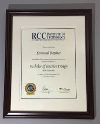 Certificate Of Interior Design by Bachelors Of Interior Design Achievement U2014 Manny Emanuel Designer